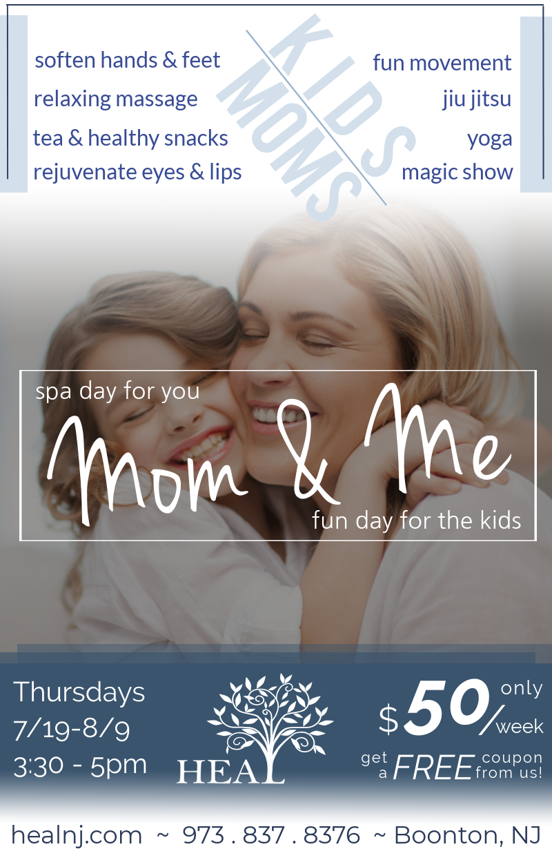 """Mom & Me"" Summer Event"